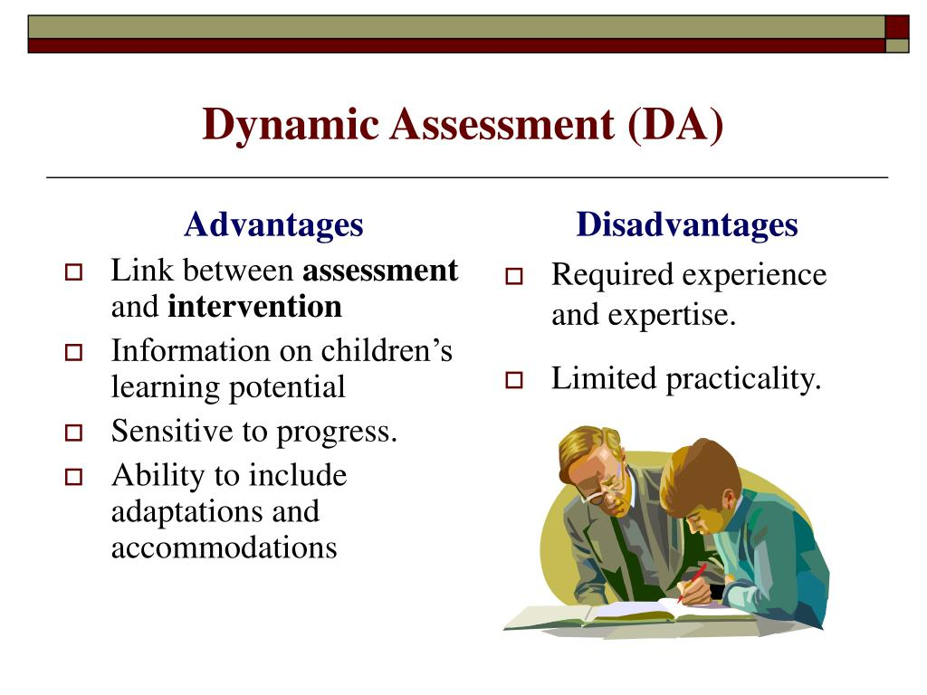 Dynamic Assessment (DA)