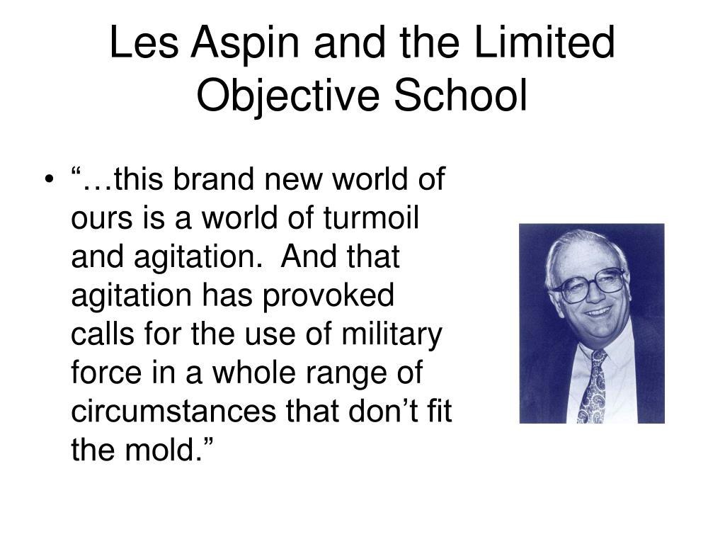 Les Aspin