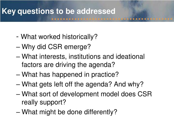 Key questions to be addressed l.jpg