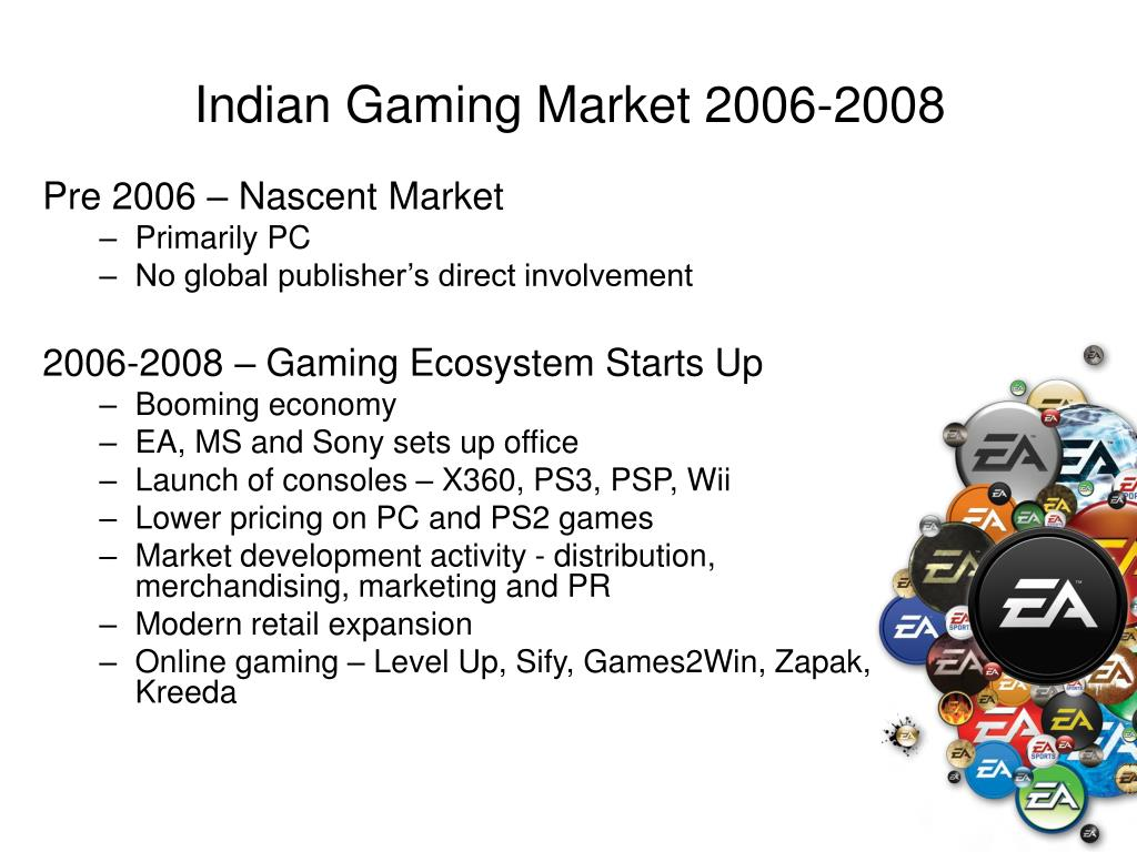 Indian Gaming Market 2006-2008