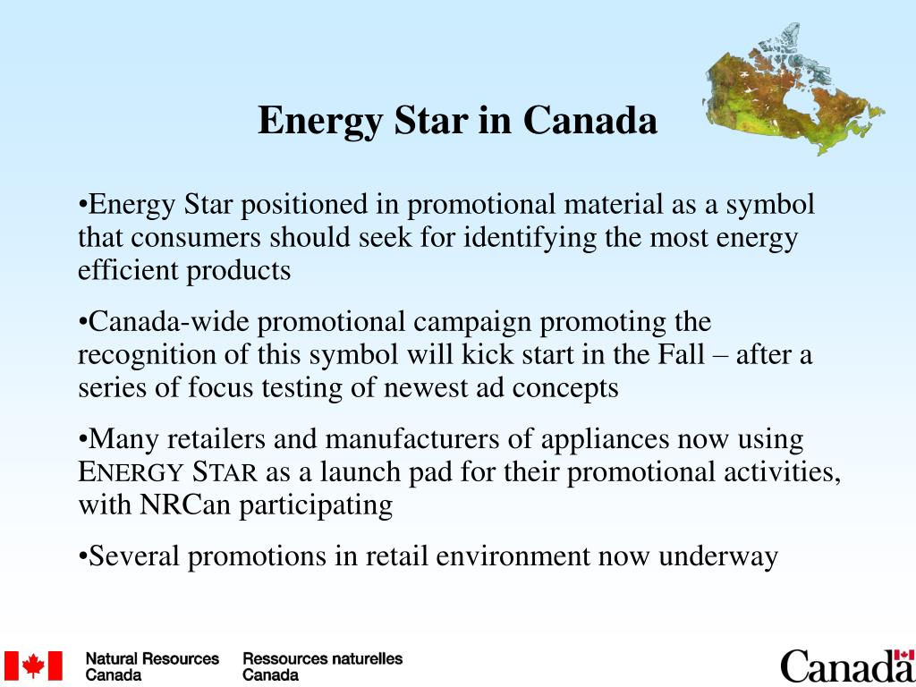 Energy Star in Canada