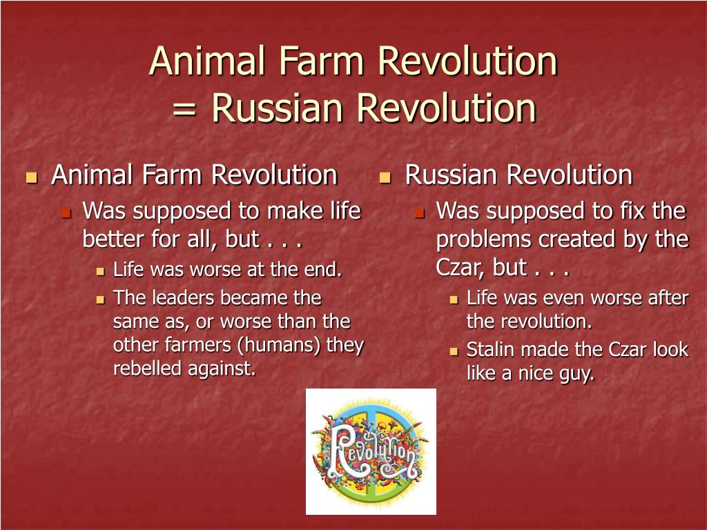 Animal Farm Revolution