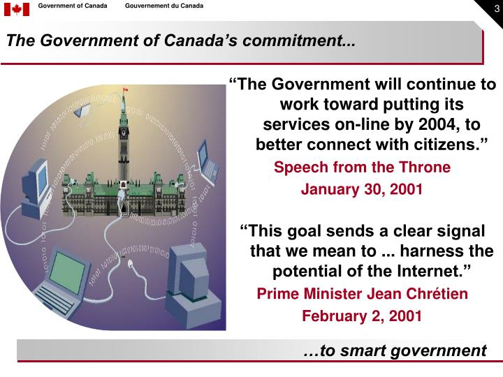The government of canada s commitment l.jpg