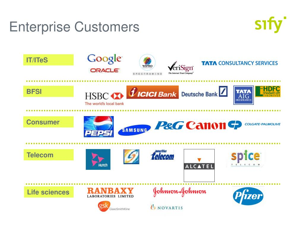 Enterprise Customers