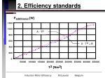 2 efficiency standards7