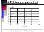 5 efficiency at partial load19