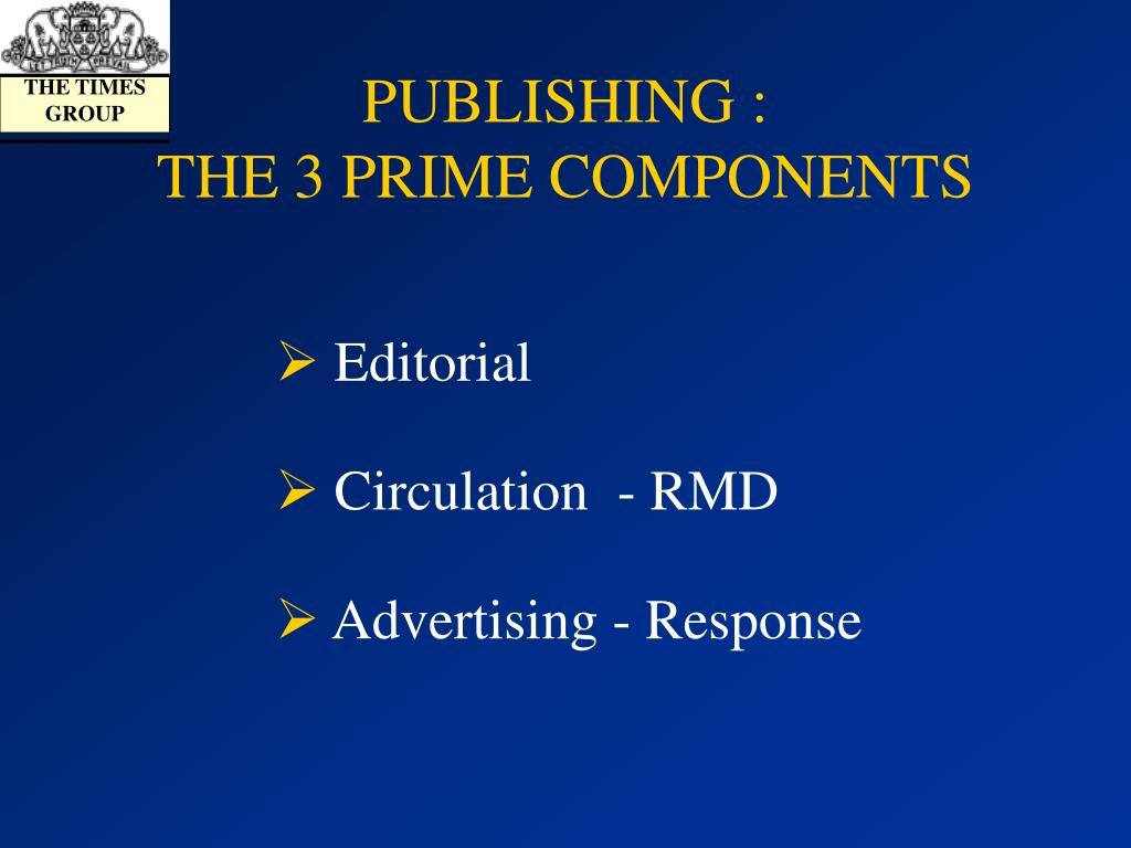 PUBLISHING :