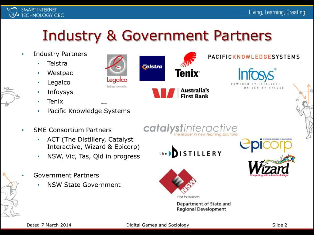 Industry & Government Partners