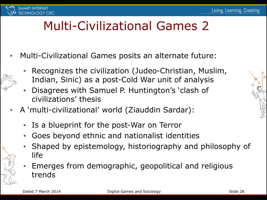 Multi-Civilizational Games 2