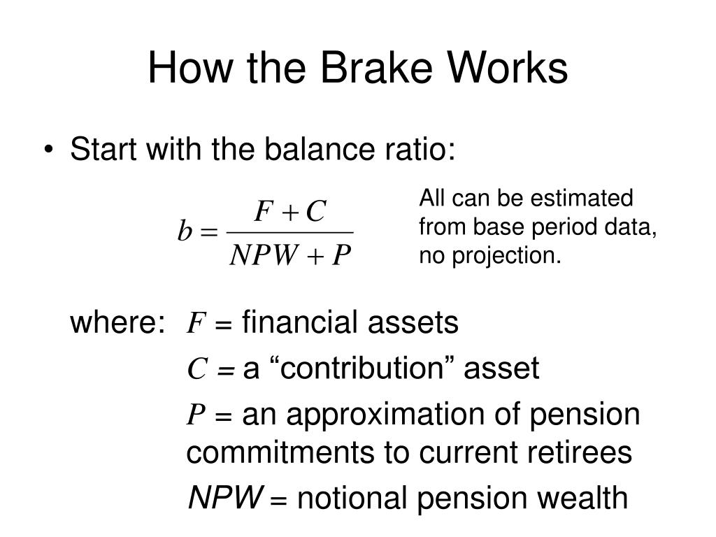 How the Brake Works