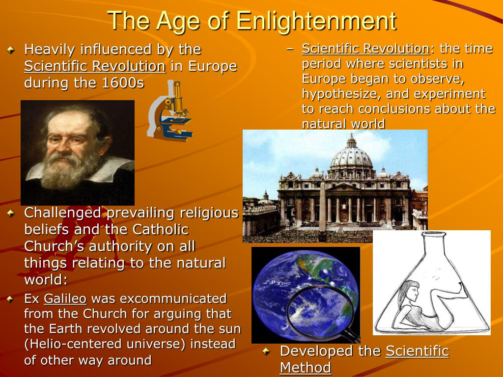 Enlightenment Age Of Enlightenment