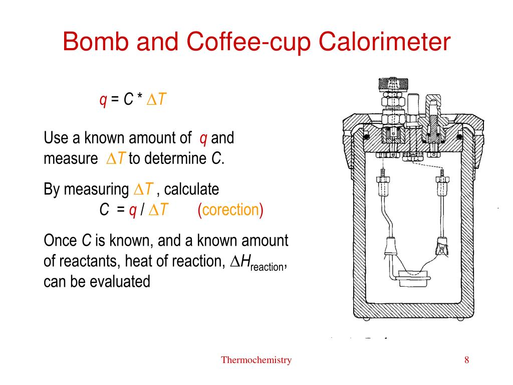 Bomb and Coffee-cup Calorimeter
