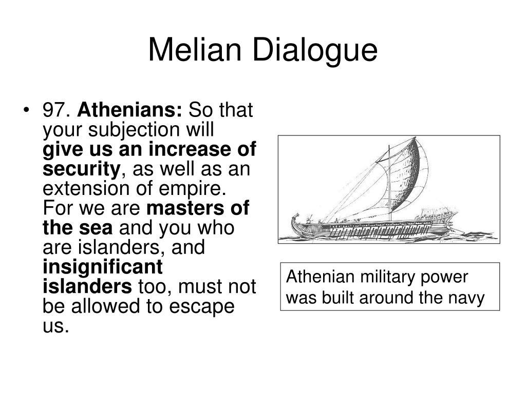 Melian Dialogue