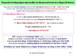 proposal of testing lepton universality to the percent level at a super b factory