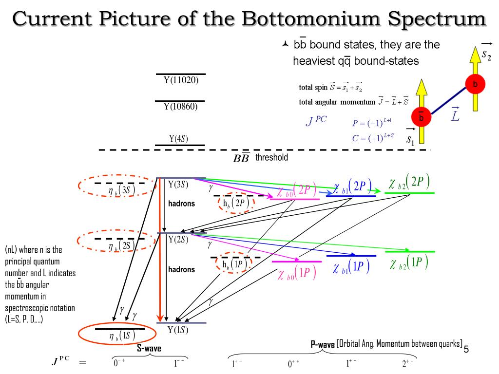(nL) where n is the principal quantum number and L indicates the bb angular momentum in spectroscopic notation (L=S, P, D,…)