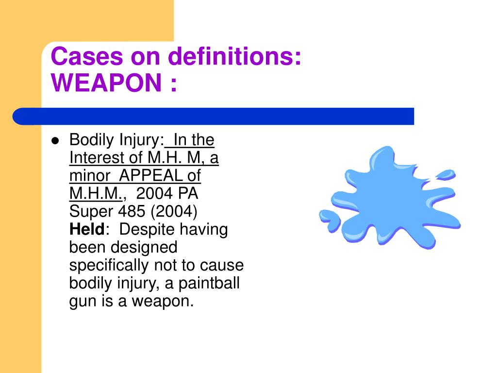Cases on definitions:
