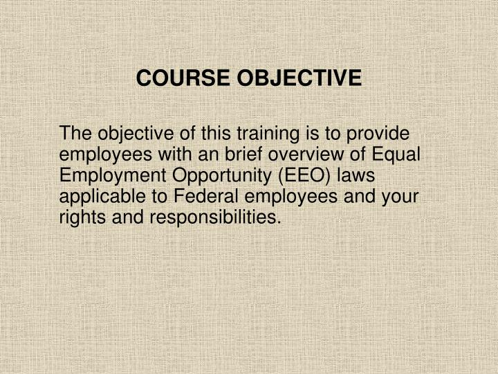 Course objective l.jpg