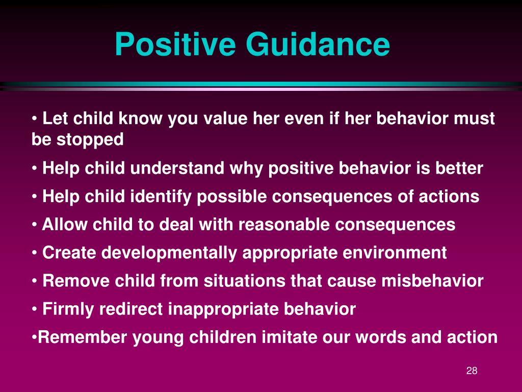 positive guidance in ece essay Providing positive guidance policy these methods are either illegal or unprofessional in a early childhood setting and have proven to be bad for children in.