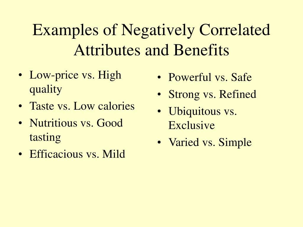 Low-price vs. High quality