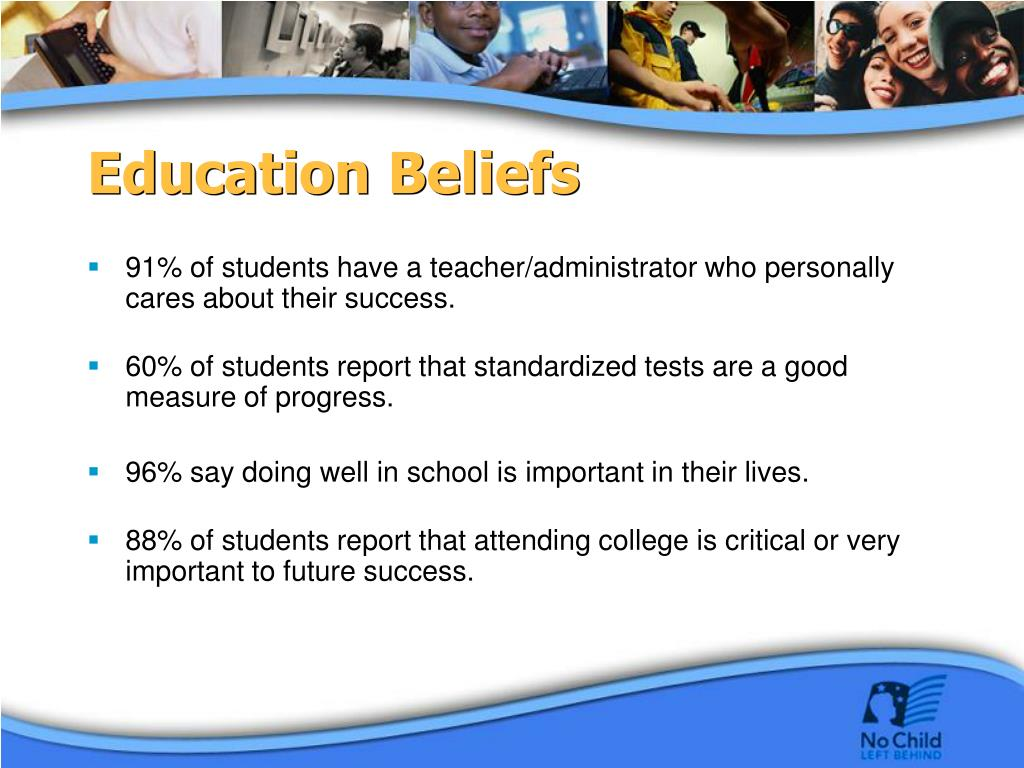 Education Beliefs