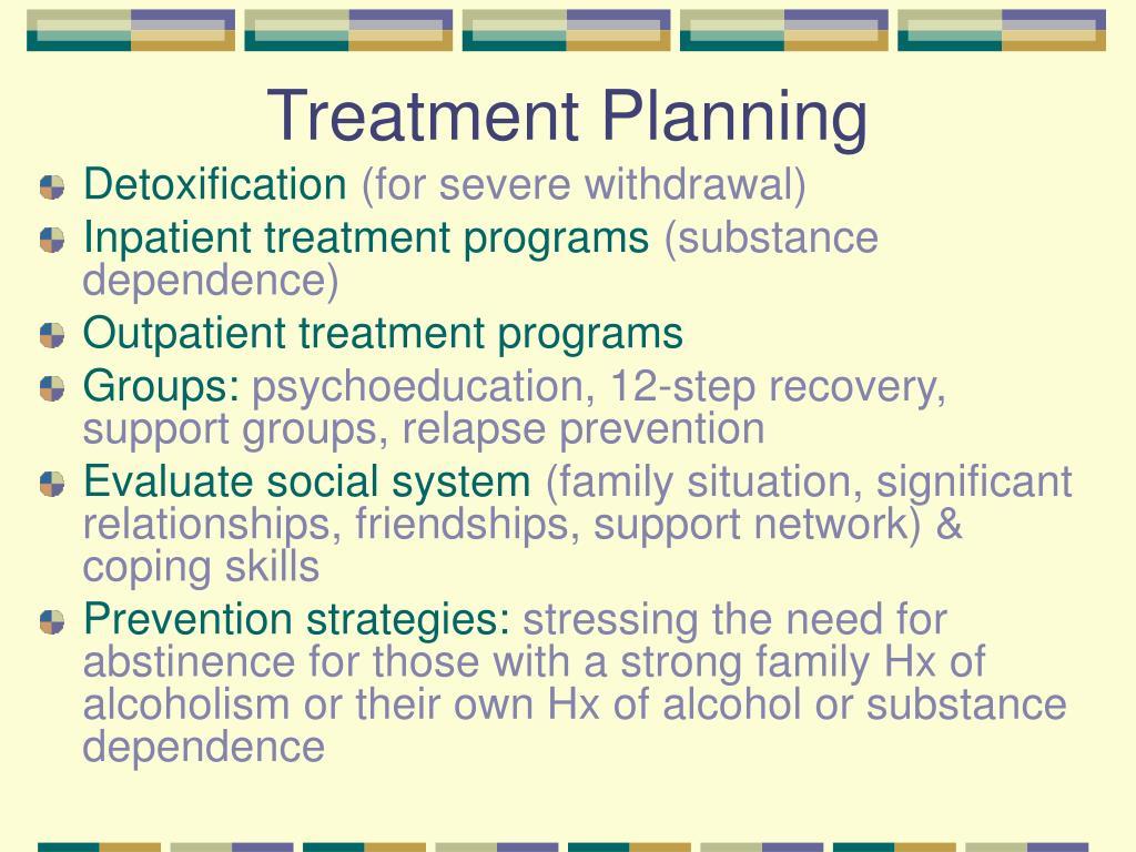 Treatment Planning
