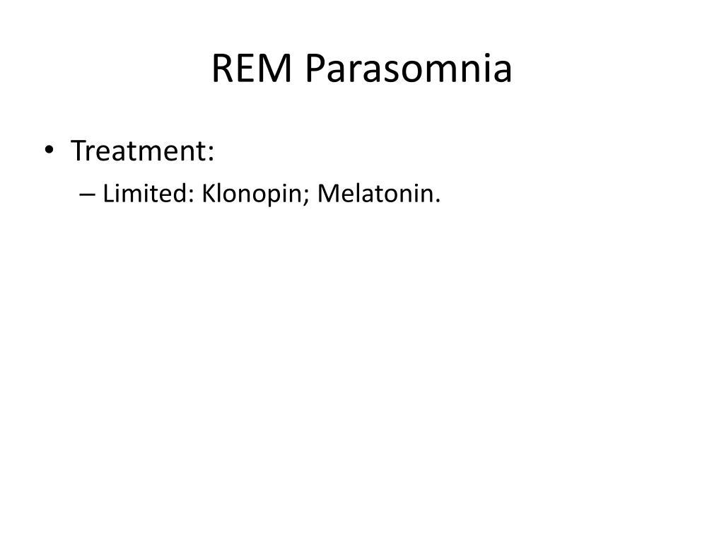 Remeron Sleep Paralysis