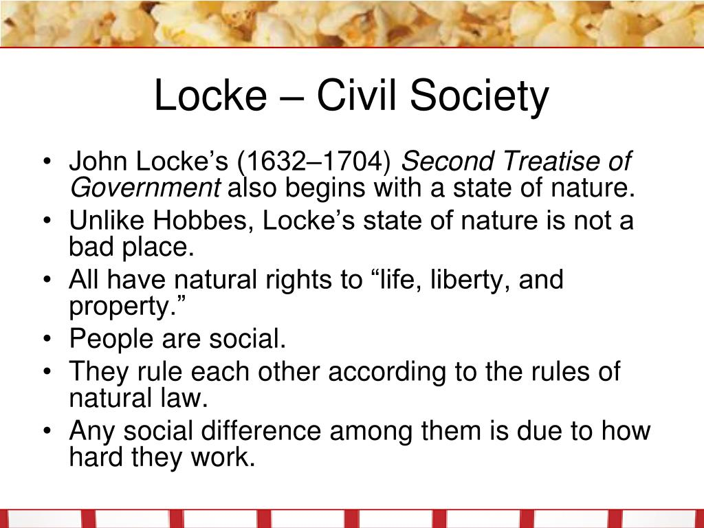 locke and the preservation of property Developing locke's arguments in general, and his argument for private property in particular, james madison, the primary architect of the constitution, wrote that the major purpose of government is the protection of different and unequal faculties of acquiring property.