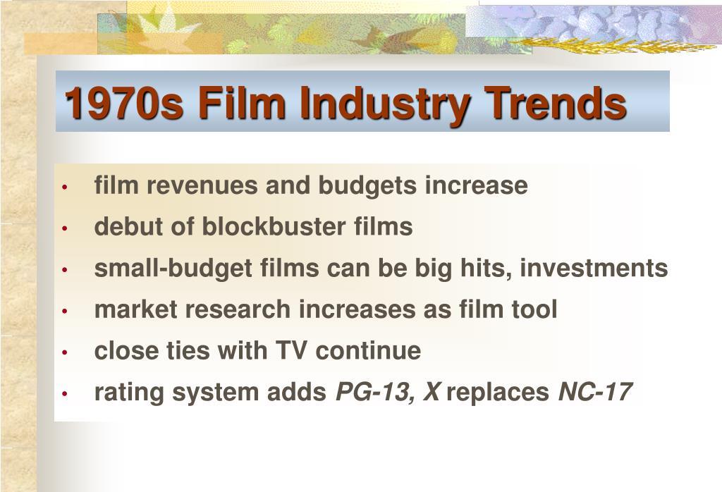 1970s Film Industry Trends