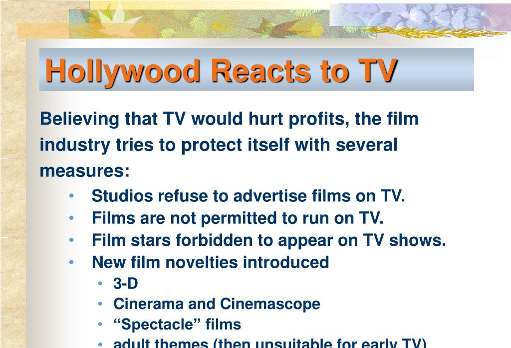 Hollywood Reacts to TV