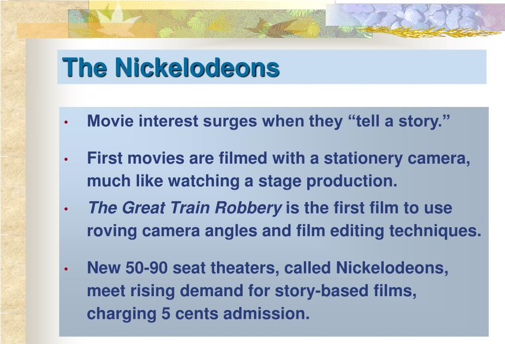 """Movie interest surges when they """"tell a story."""""""