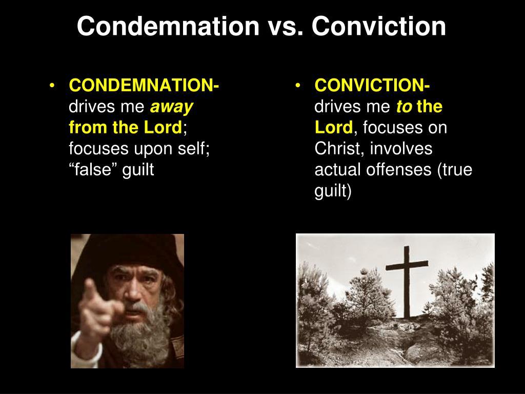 CONDEMNATION-