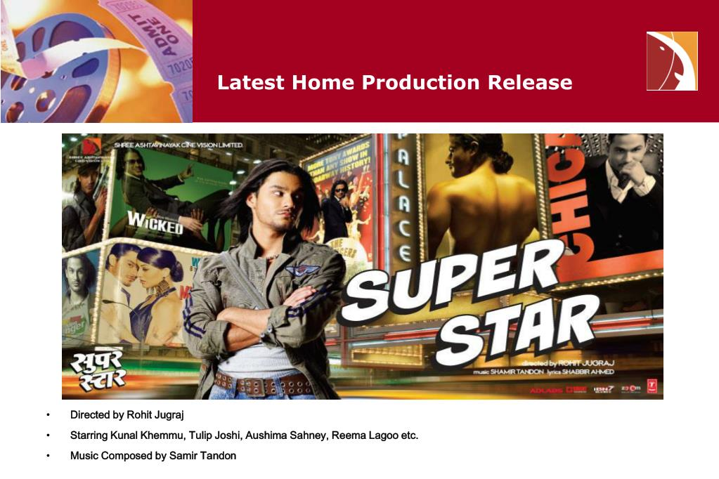 Latest Home Production Release