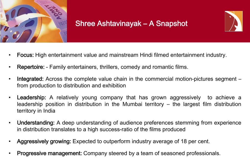 Shree Ashtavinayak – A Snapshot