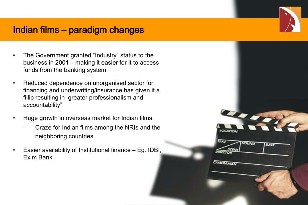 Indian films – paradigm changes