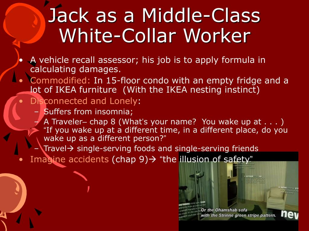 Jack as a Middle-Class