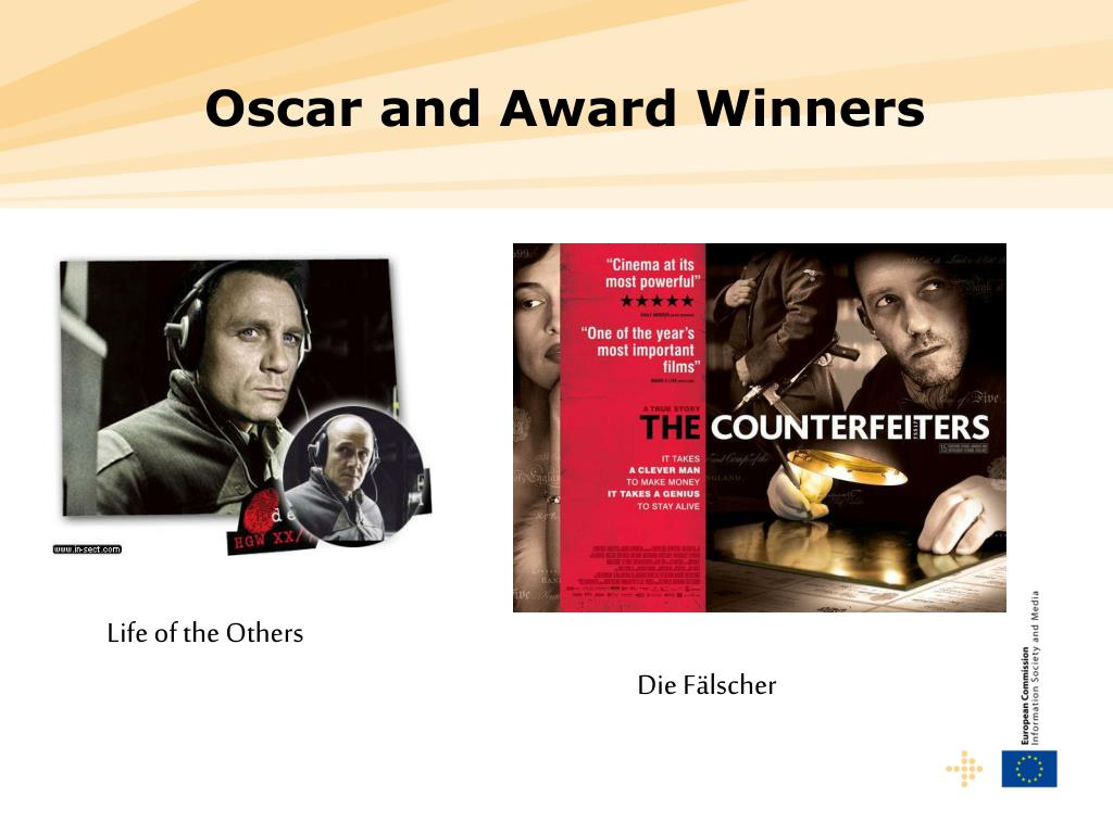 Oscar and Award Winners