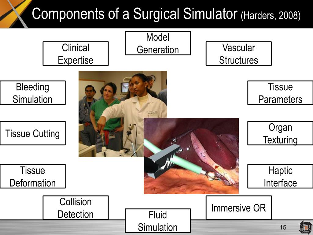 Components of a Surgical Simulator