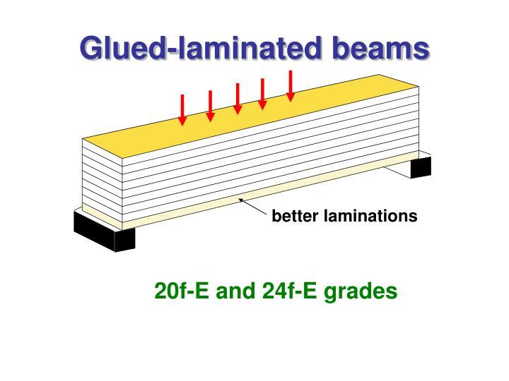 Glued Laminated Beams ~ Ppt design of bending members in timber powerpoint