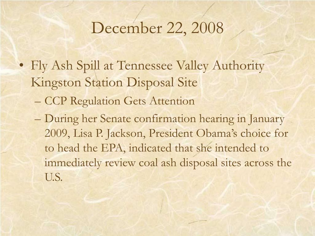December 22, 2008