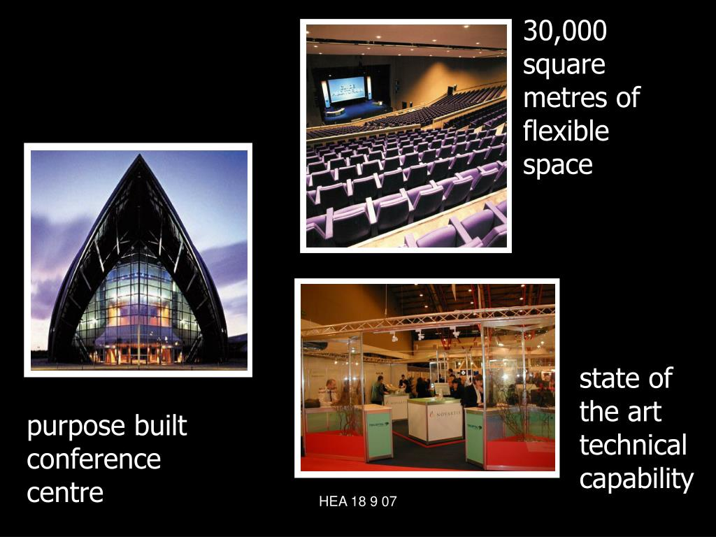 30,000 square metres of flexible space