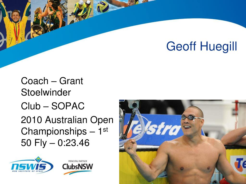 Geoff Huegill