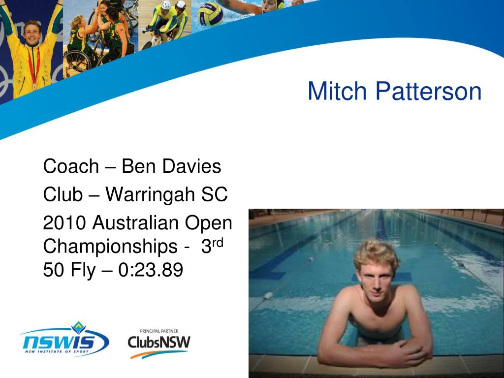 Mitch Patterson