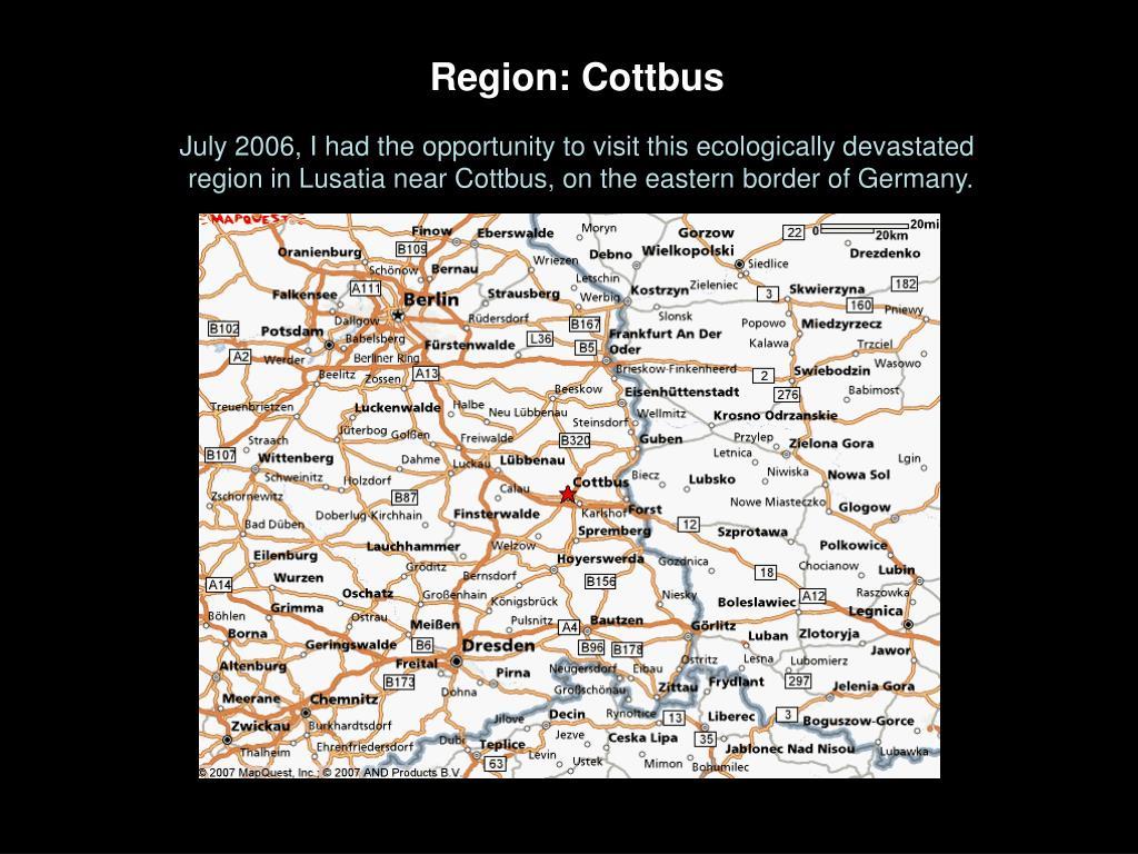 Region: Cottbus