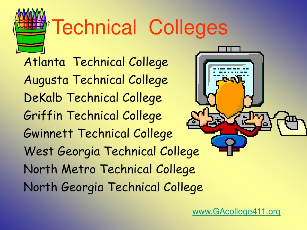 Technical  Colleges