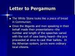 letter to pergamum34