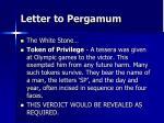 letter to pergamum38