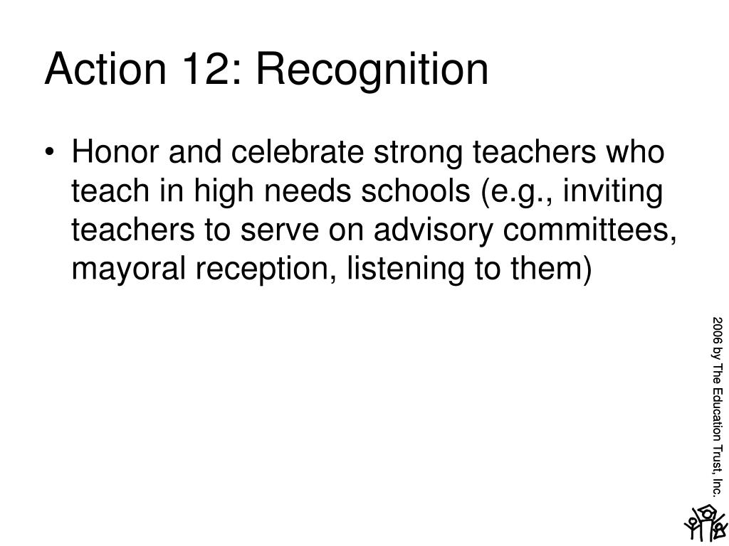 Action 12: Recognition