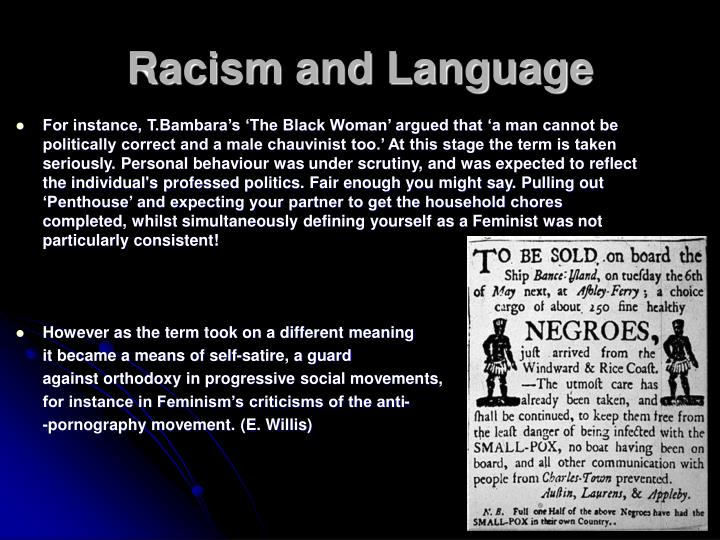 Racism and language3 l.jpg