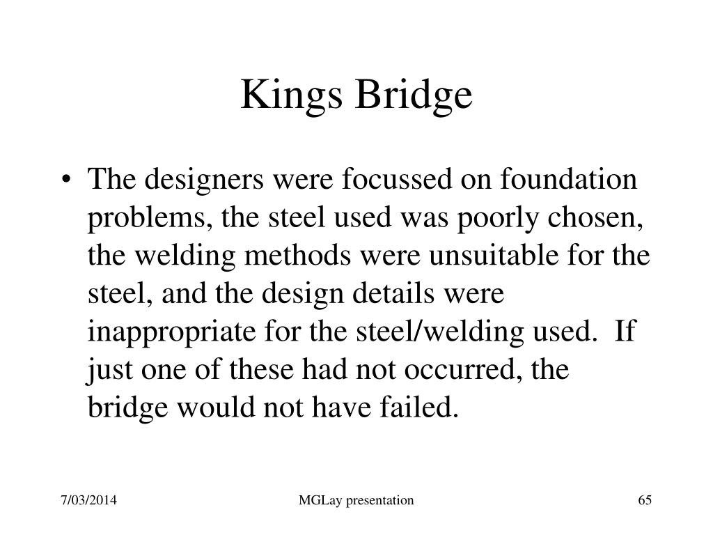 Kings Bridge