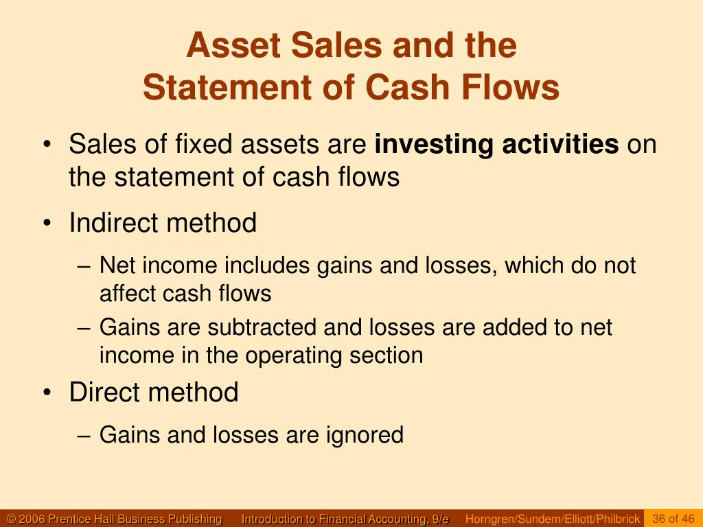 asset and cash flow Cash flow to assets analysis: cash flow is often overlooked when people analyze a company you can be a profitable company but if you don't have cash moving around to pay bills then you are.